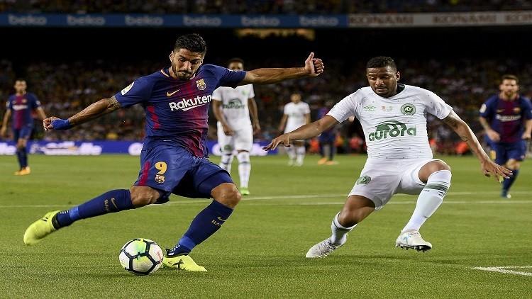 برشلونة يقسو على شابيكوينسي الجريج ويتوج بكأس