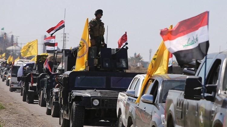 التحالف ينفي قصفه قوات للحشد الشعبي العراقي
