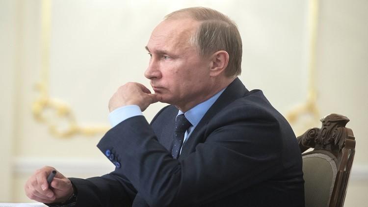 بوتين يوعز بتشديد العقوبات على المشاركين في الاتفاقيات الاحتكارية