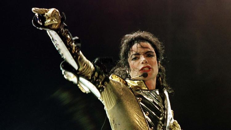 مايكل جاكسون في افتتاح مهرجان البندقية السينمائي