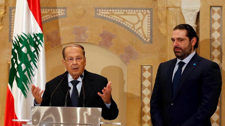 عون والحريري يتفقان على تطهير الحدود اللبنانية من الإرهاب