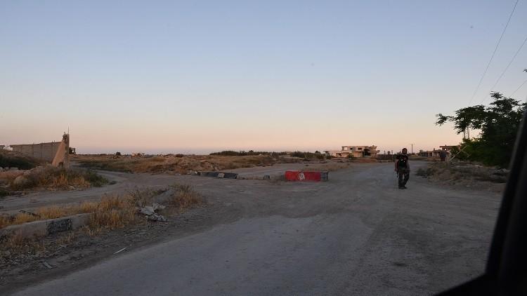 مشروع لتجديد اتفاق وقف التصعيد في ريف حمص الشمالي