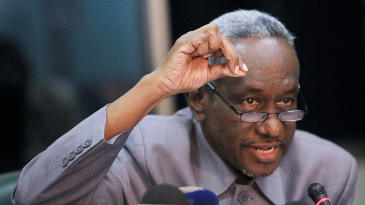 نائب سابق للرئيس السوداني: