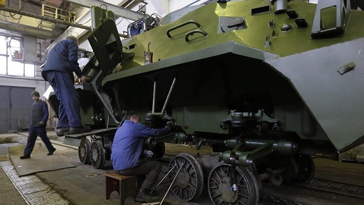 أوكرانيا تلغي اتفاقا عسكريا تقنيا مع روسيا