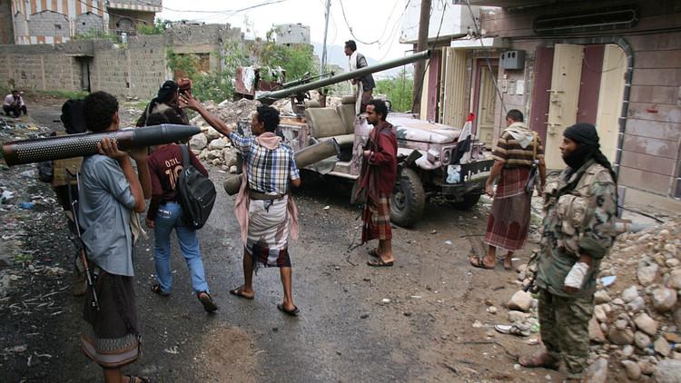 هيومان رايتس ووتش: الحوثيون تسببوا بمقتل وإصابة العشرات في تعز