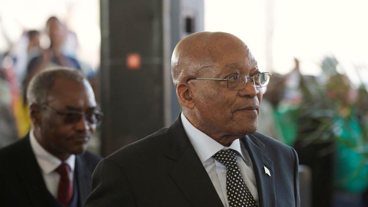 حزب معارض في جنوب إفريقيا يدعو لحل البرلمان