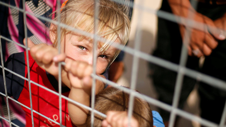 قديروف ينضم إلى دعوة RT للبحث عن أقرباء الأطفال الروس الناجين من معركة الموصل