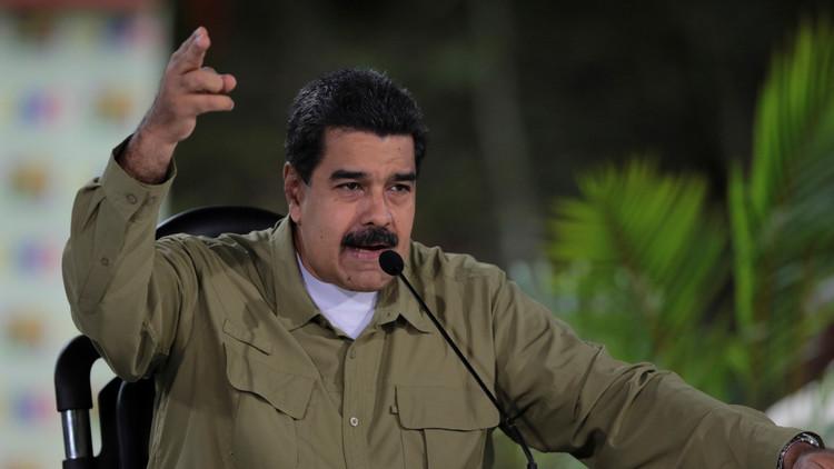 مسؤول فنزويلي هارب يدعو لمقاومة مادورو