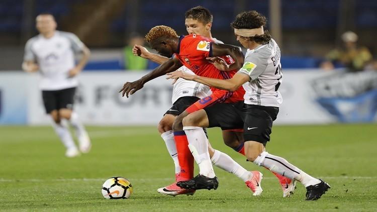 الدوري الروسي.. تسيسكا يعود بفوز ثمين خارج القواعد