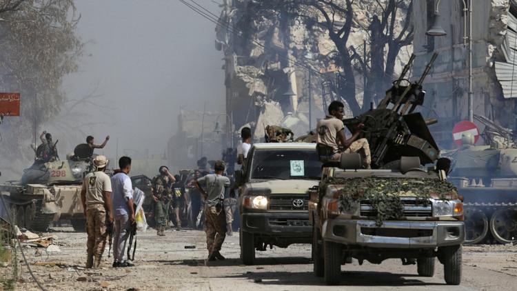 الجيش الوطني الليبي يعلن إطلاق معركة درنة