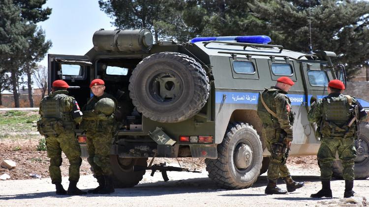 الشرطة العسكرية الروسية ضامن لاستمرار هدنة الجنوب السوري