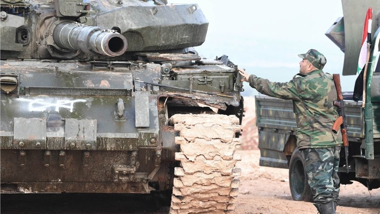 بعد نجاحه في السويداء.. الجيش السوري يركز جهوده على دير الزور