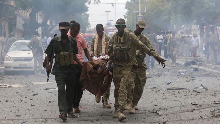 مقتل جندي جراء تفجير انتحاري في سجن مقديشو المركزي