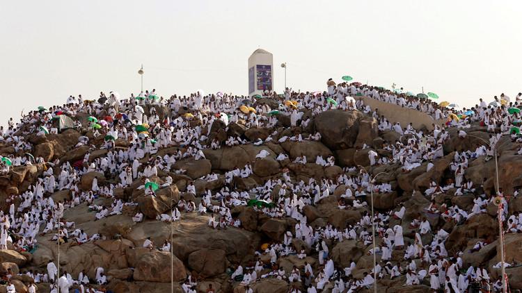 وصول 529 ألف حاج إلى السعودية