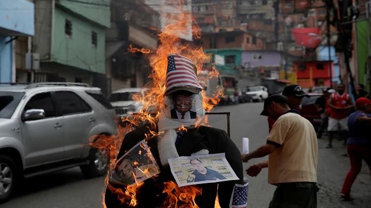 فنزويلا تعتبر تهديد ترامب العسكري ضدّها جنونا وتطرفا ونهجا إمبرياليا