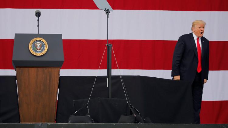 ترامب يرفض التحدث مع مادورو