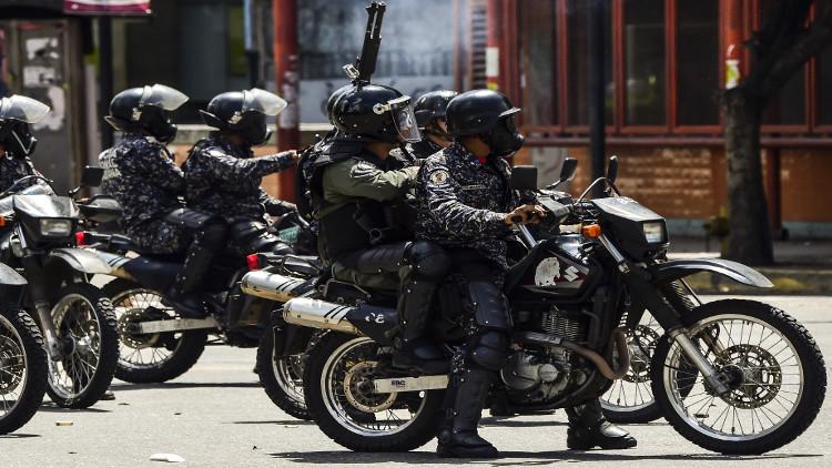 اعتقال 18 شخصا على صلة بهجوم استهدف قاعدة عسكرية في فنزويلا