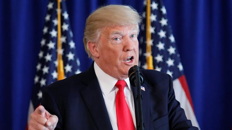 حملة إعادة انتخاب ترامب تنشر إعلانا تلفزيونيا