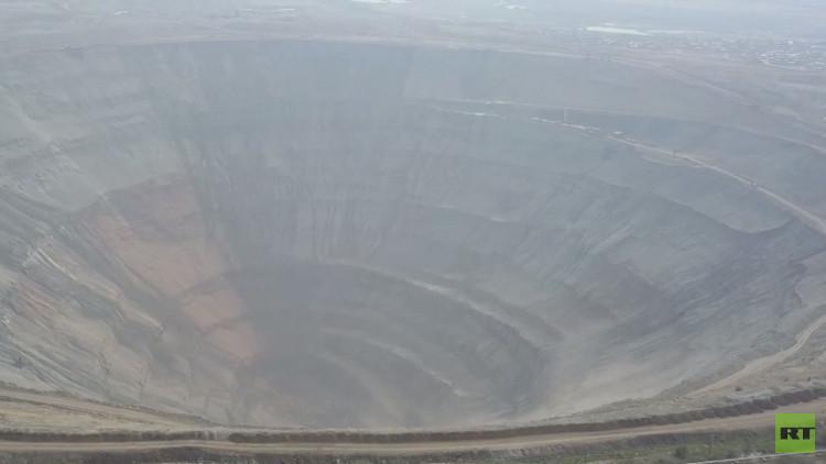 8 عمال لا يزالون مفقودين في منجم ألماس بجمهورية ياقوتيا