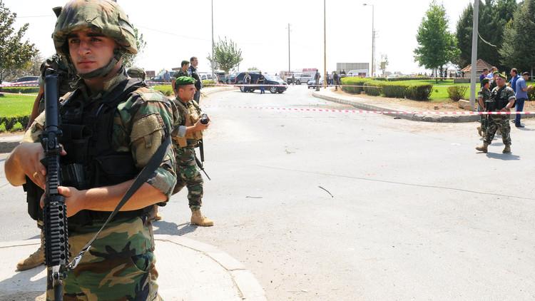 تفكيك خلية داعشية في وادي خالد بلبنان