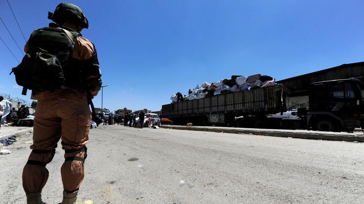 أنباء عن اتفاق جديد حول هدنة حمص