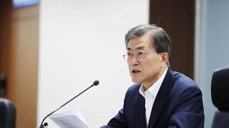 رئيس كوريا الجنوبية: السلام على رأس أولوياتنا!