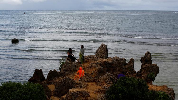 غرق 11 شخصا إثر انقلاب قارب قرب سواحل كينيا
