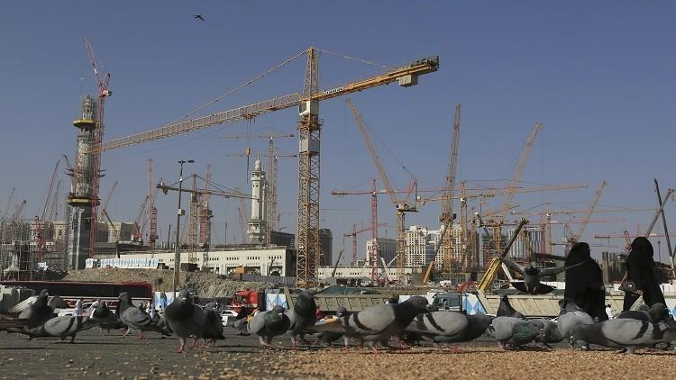 مكة المكرمة.. استئناف أعمال مشروع فندقي ضخم