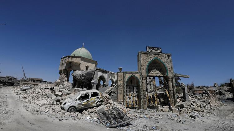 روسيا مستعدة لمساعدة العراق فى إعادة إعمار الموصل