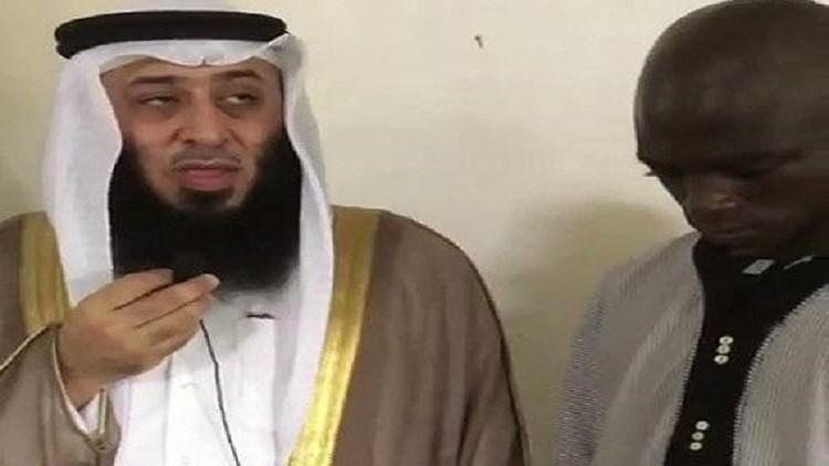 آخر فيديو للداعية الكويتي وليد العلي قبل مقتله في بوركينا فاسو