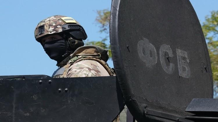 إحباط  أعمال تخريبية في القرم واعتقال عميل أوكراني