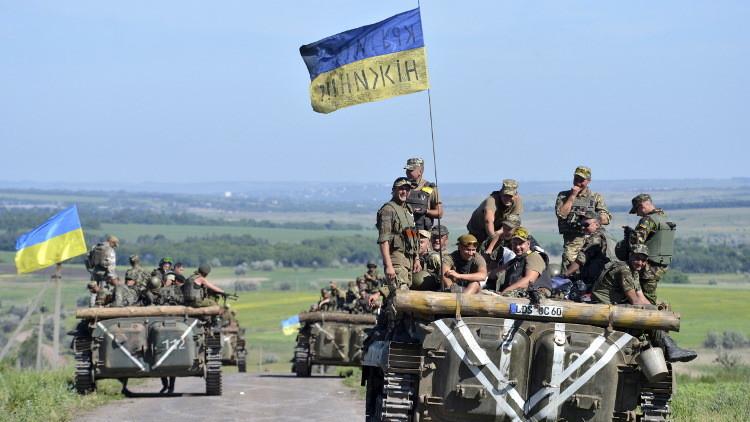 موسكو تحذر واشنطن من تزويد أوكرانيا بأسلحة فتاكة