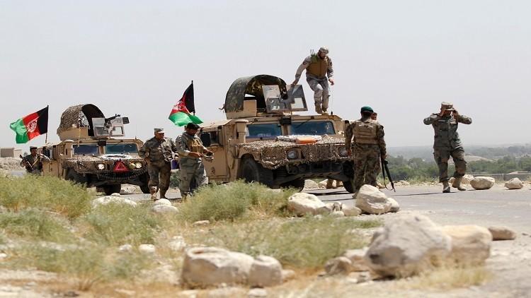 مقتل 4 رجال أمن أفغان بانفجار سيارة مفخخة