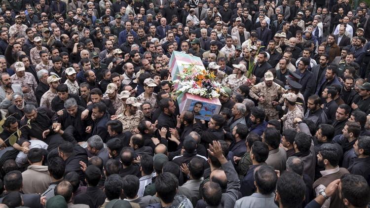 وكالة إيرانية تؤكد مقتل 5 عناصر من الحرس الثوري الإيراني في سوريا