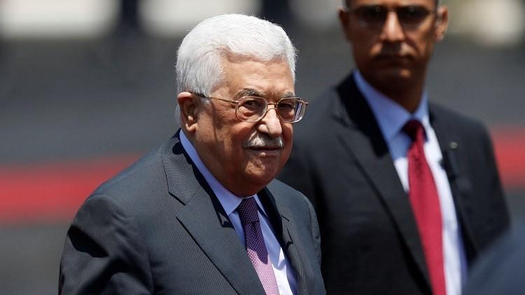 عباس يهدد حماس