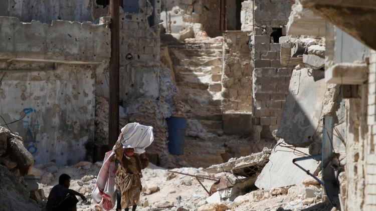قتلى وجرحى جراء قصف للمسلحين على حلب