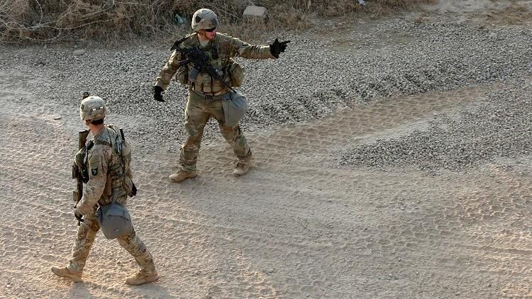 البنتاغون يكشف سبب مقتل جنديين أمريكيين في العراق