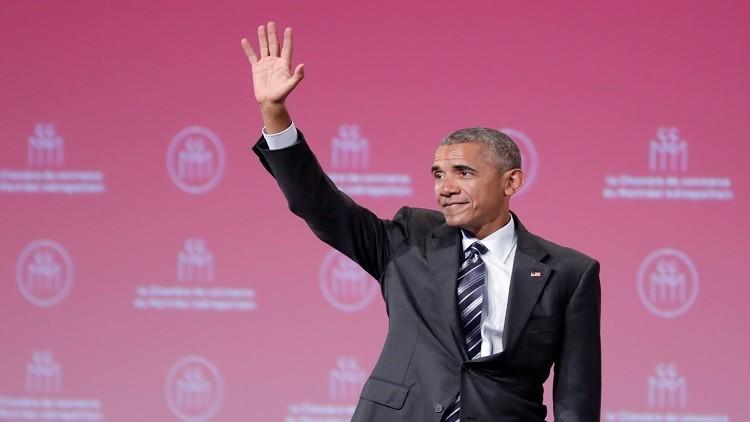 تغريدة أوباما عن العنصرية تكتسح تويتر