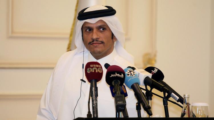 وزير خارجية قطر يصل الكويت بزيارة غير معلنة