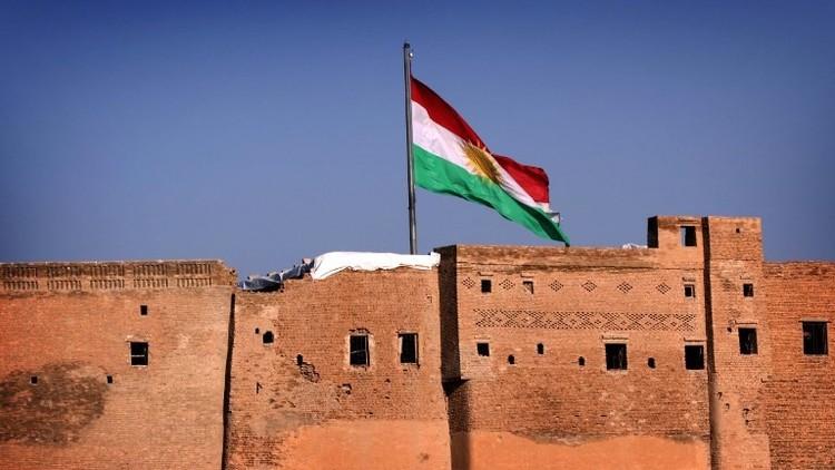 القضاء يلغي رفع علم إقليم كردستان في كركوك