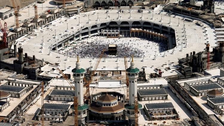 السعودية تستأنف توسعة الحرم بقيمة 26 مليار دولار