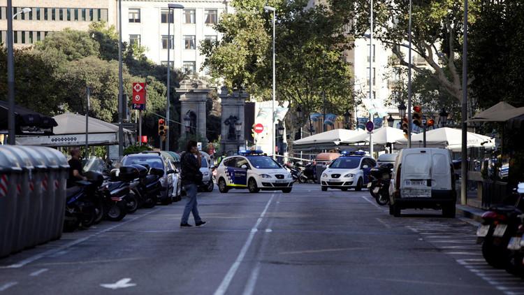 شرطة كاتالونيا: اعتقال شخصين على صلة بهجوم برشلونة