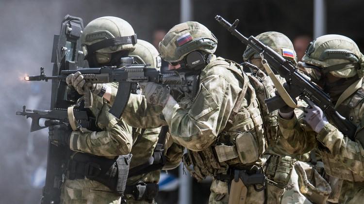 الجيش الروسي مستعد للحرب على جبهتين