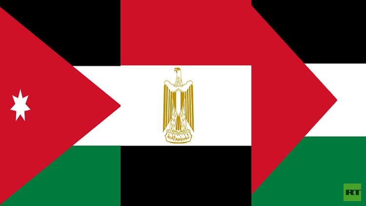 لقاء ثلاثي في القاهرة قبل وصول الوفد الأمريكي إلى فلسطين