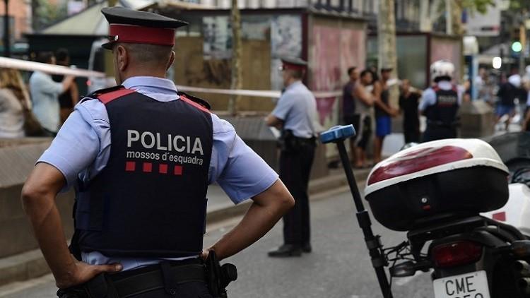 اعتقال شخص رابع يشتبه بضلوعه في هجومي كاتالونيا