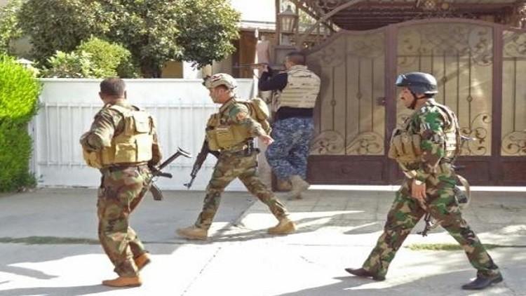 مقتل 7 أشخاص من عائلة ضابط شرطة شمال بغداد
