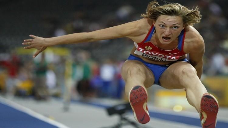 تجريد الروسية بياتيخ من برونزية بطولة العالم 2007