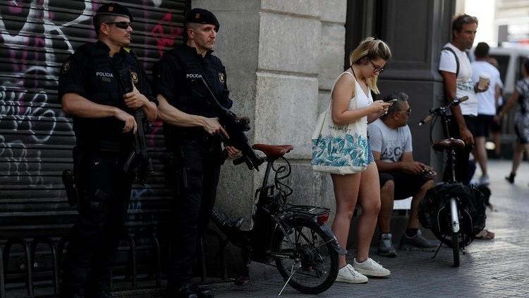 منفذ هجوم برشلونة قتل مع 4 مشتركين داخل منتجع