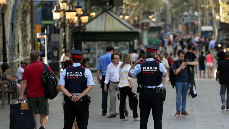 وسائل إعلام إسبانية: تصفية المشتبه بهم الأربعة في هجوم برشلونة الإرهابي
