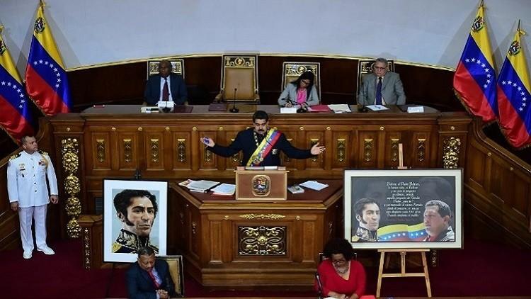 فنزويلا.. صراع على الشرعية واتهام مادورو بالفساد